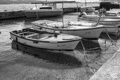 Kastela y sus barcazas