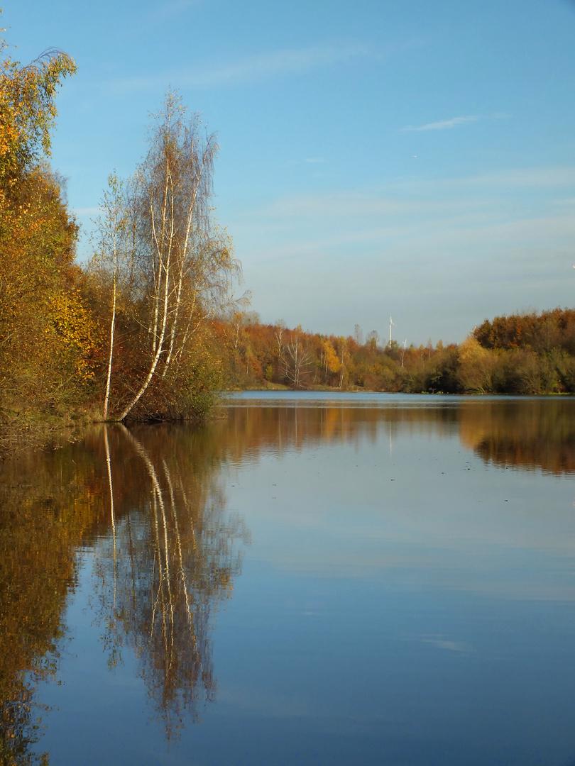 Kasterer See im Herbst