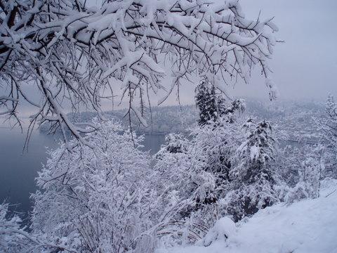 kastoria winter