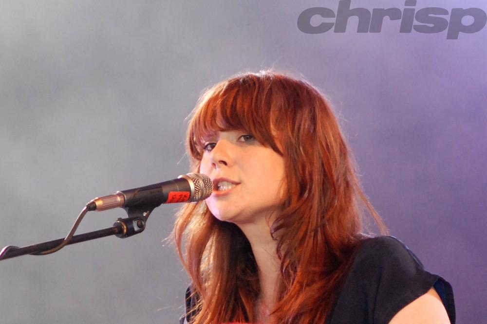 Kate Nash @ Roskilde-Festival ´08