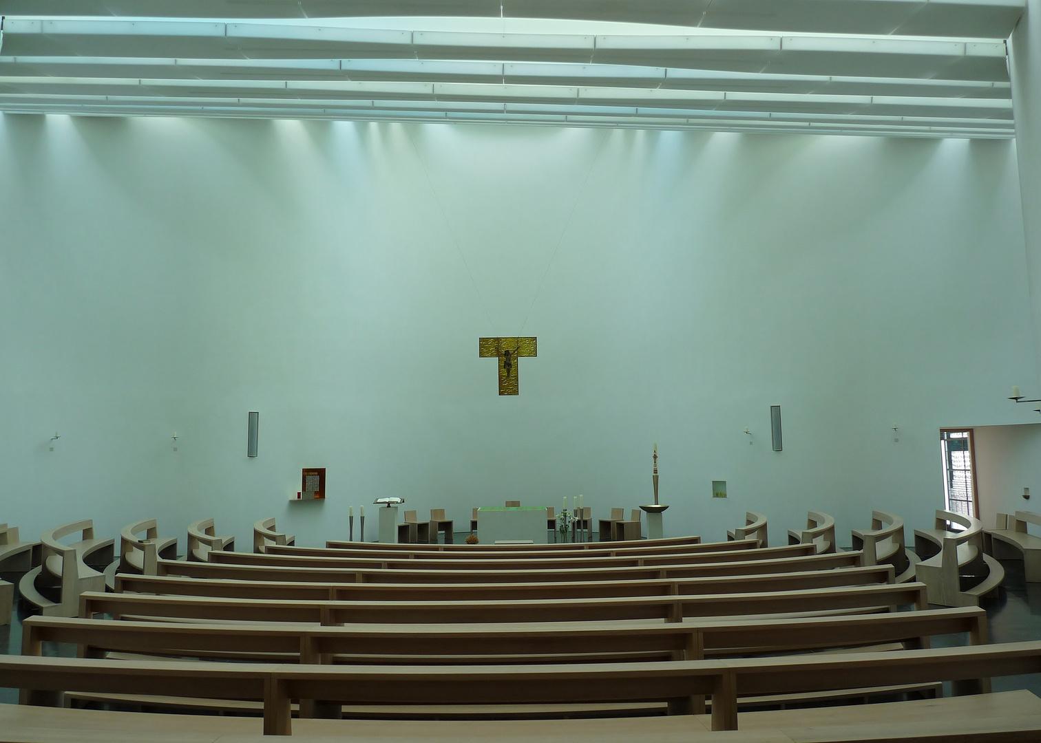 Kath. Kirche St.Marien, Schillig, Friesland