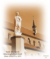 Kath. Pfarrkirche Mönchengladbach-Hardt