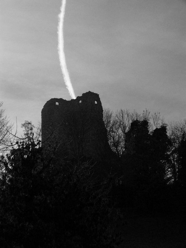 Katharer Ruine