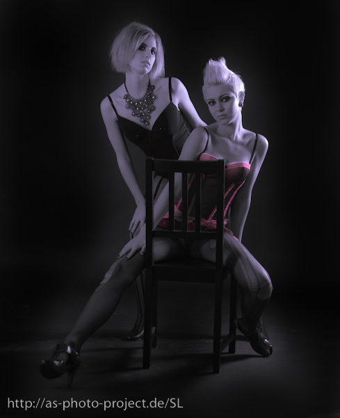 Katharina und Julienne