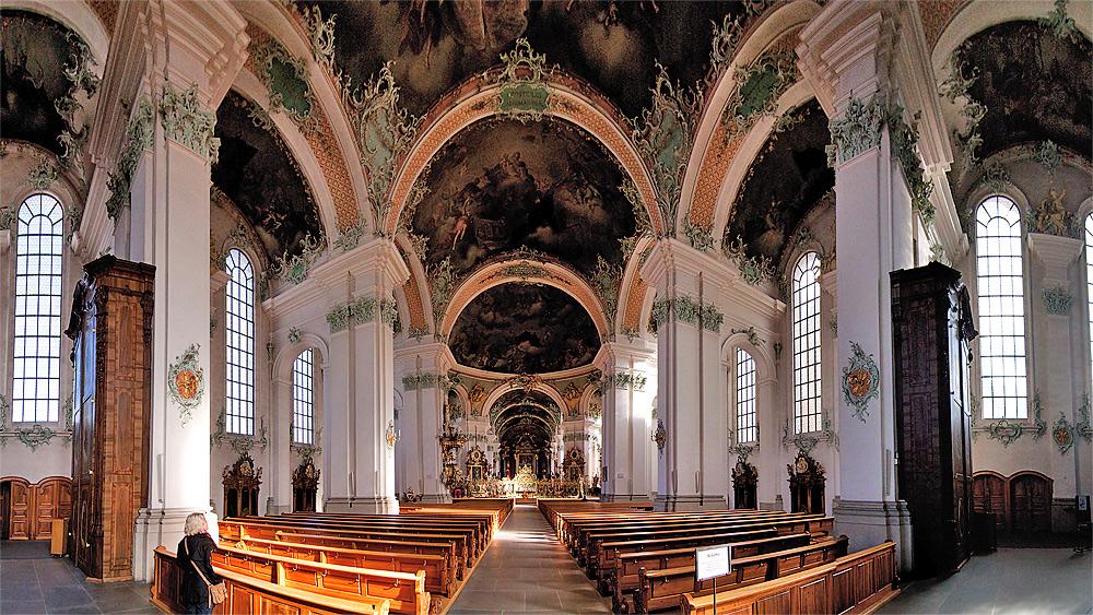 Kathedarle St. Gallen