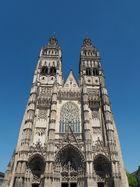 Kathedrahle von Tours in Frankreich