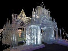 Kathedrale aus Eis