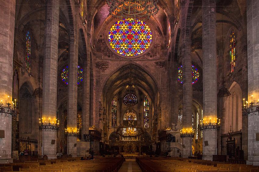 Kathedrale der Heiligen Maria nachbearbeitet