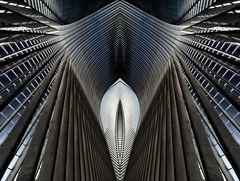 Kathedrale der Linien