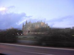 Kathedrale in Bewegung