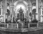 Kathedrale in Leon. Nicaragua
