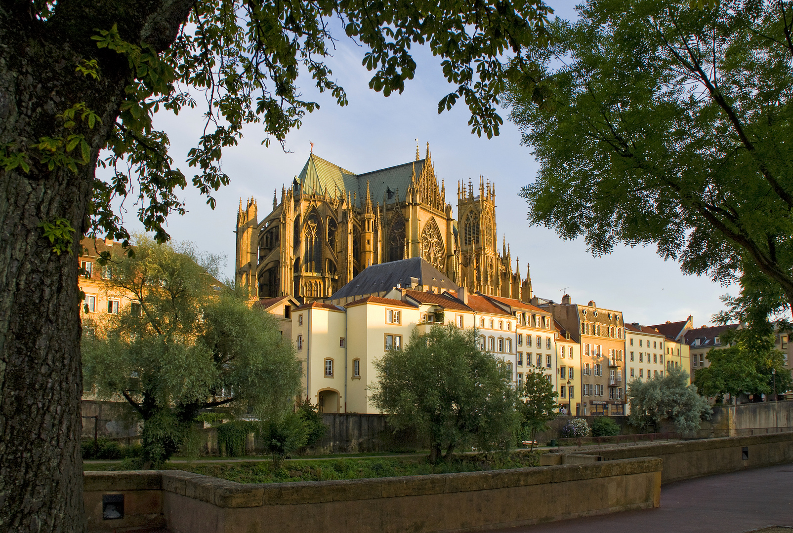 Kathedrale in Metz