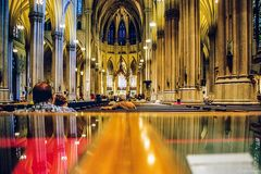 Kathedrale in New York
