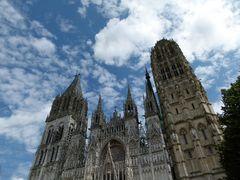 Kathedrale in Rouen, Doppelklick f. Vollmodus
