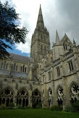 Kathedrale in Salisbury