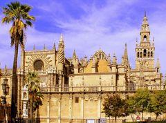 Kathedrale in Sevilla...