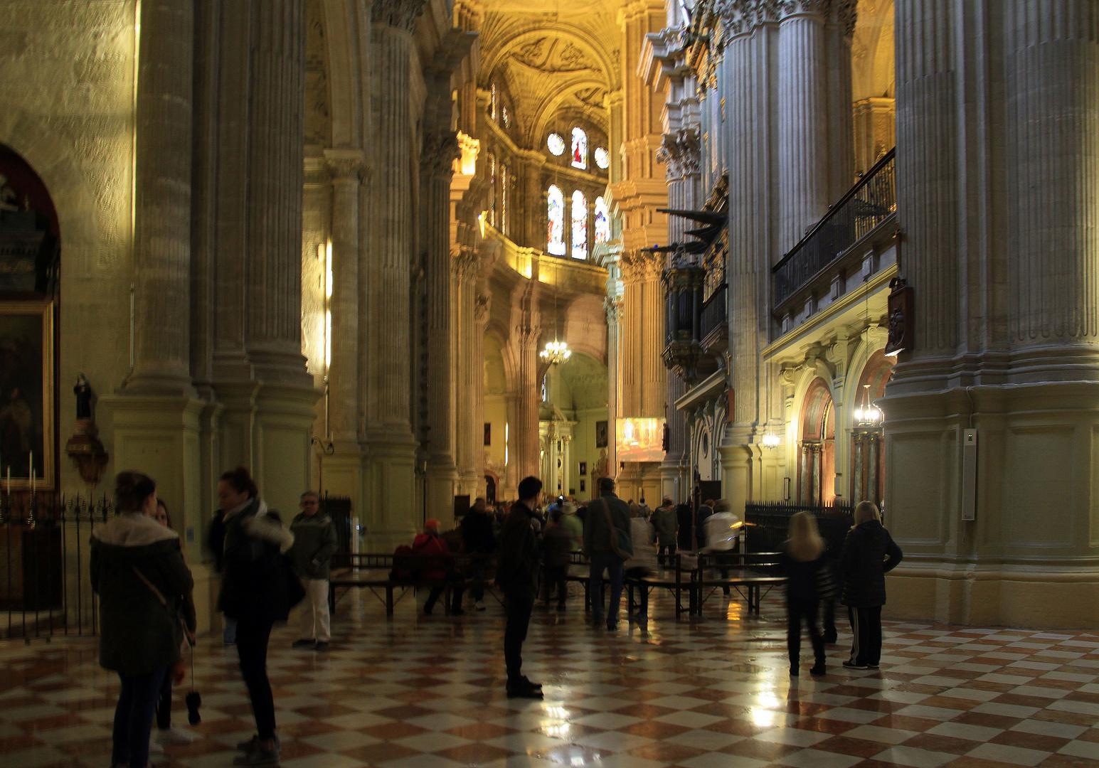 Kathedrale Innenansicht