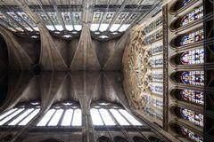 Kathedrale Metz Gewölbe