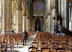 ... Kathedrale Notre Dame de Reims ...