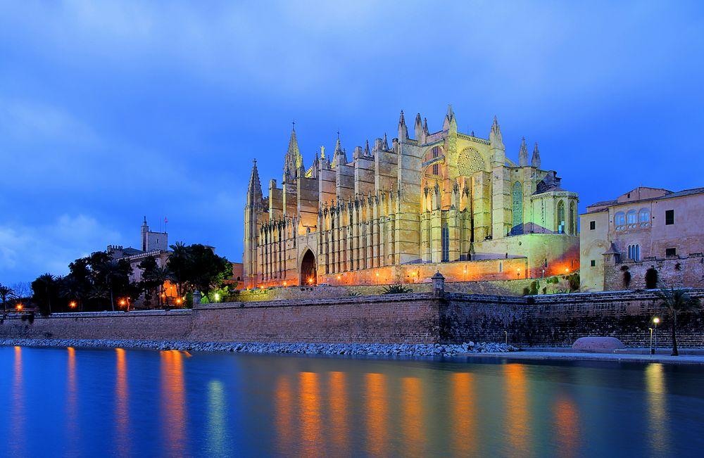 Kathedrale Palma 1