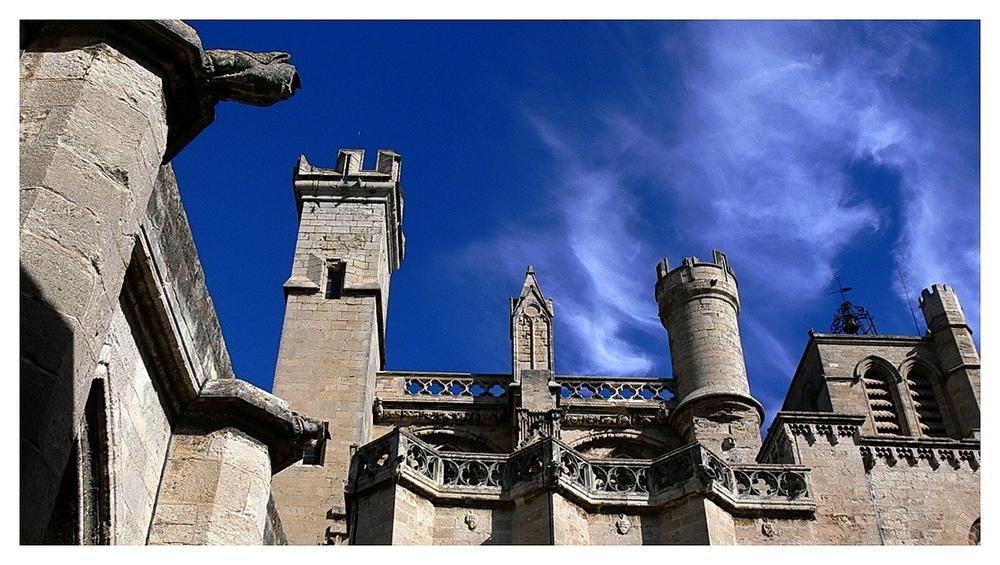 Kathedrale Saint Nazaire, Béziers