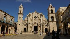 Kathedrale San Cristóbal - Havanna