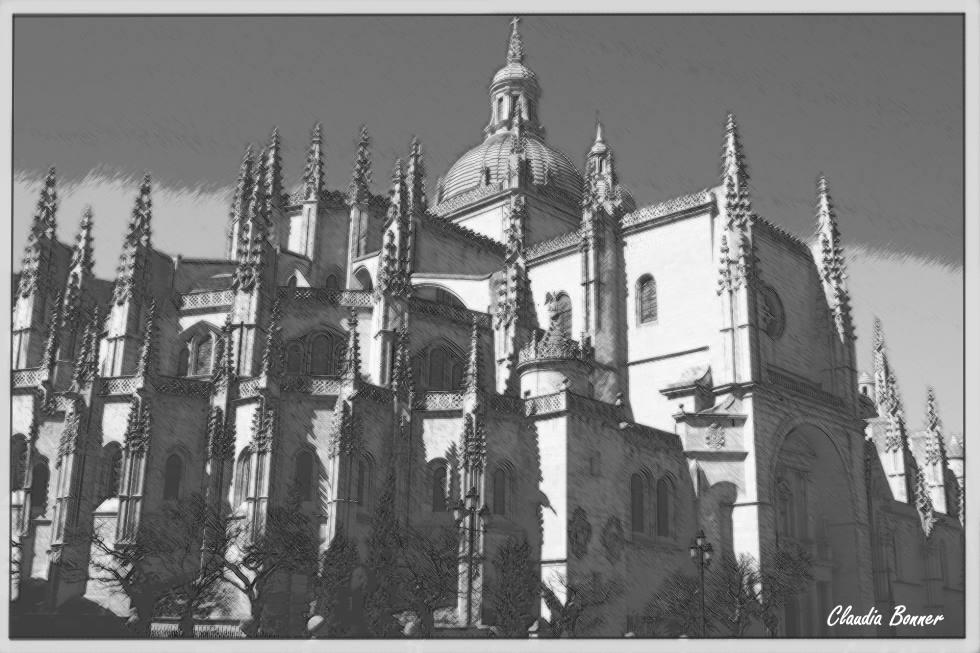 Kathedrale Segovia