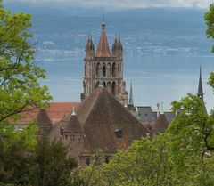 Kathedrale St-Francois in Lausanne