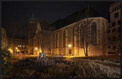 ...Kathedrale St. Sebastian...