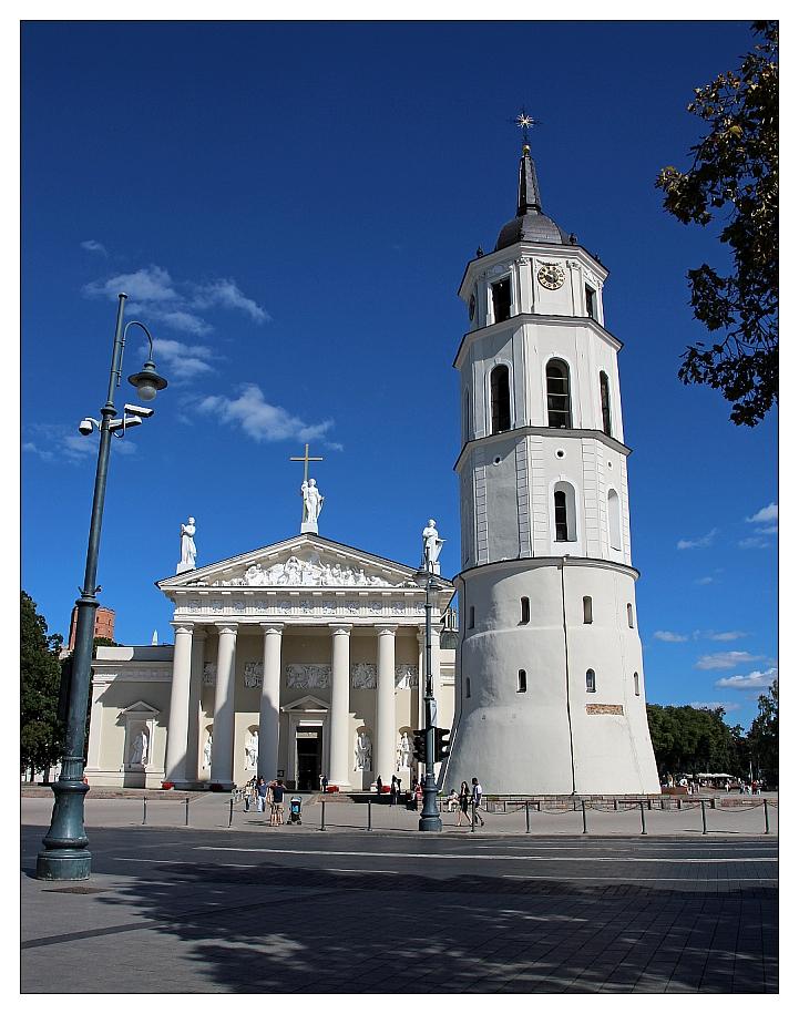 Kathedrale St. Stanislaus und St. Ladislaus
