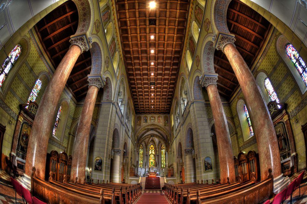 Kathedrale St.Michael / Veszprem / Ungarn