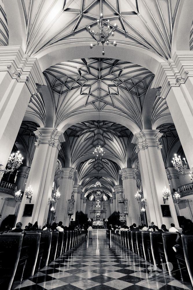 Kathedrale von Lima (Peru)
