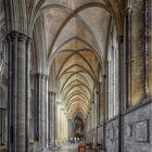 ... Kathedrale von Salisbury 2 ...