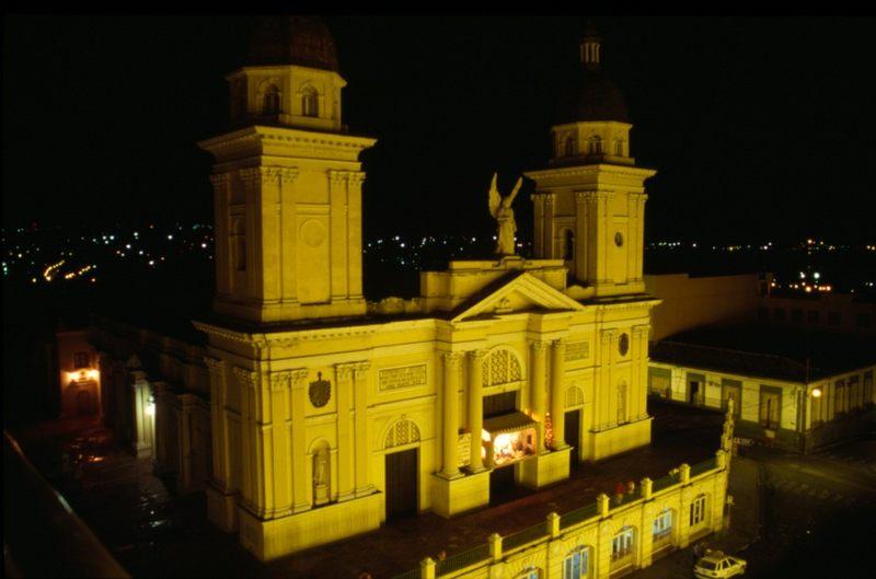 Kathedrale von Santiago de Cuba