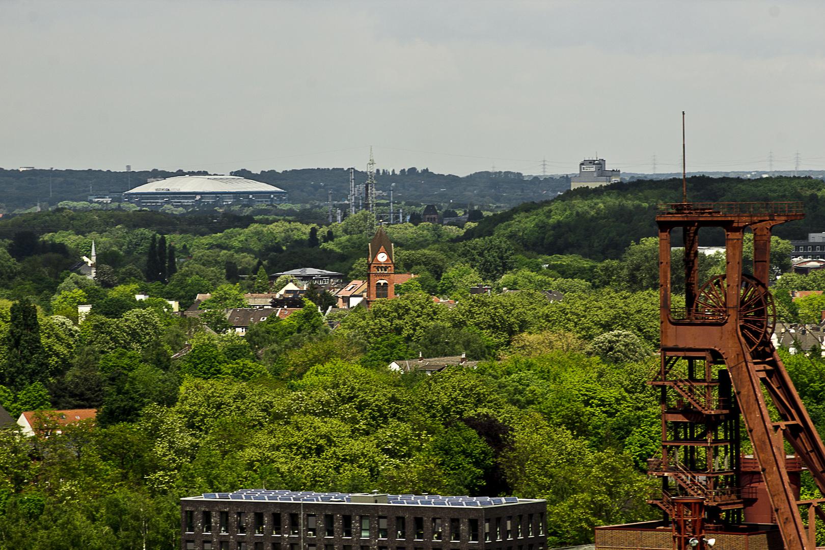 Kathedralen im Ruhrgebiet