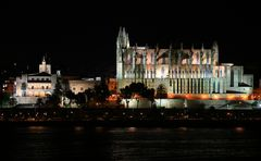 Kathedralenblick IV ( Beim Auslaufen )