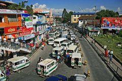 Kathmandu - eine unglaublich lebhafte Stadt