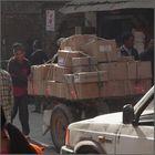 Kathmandu Speditionsunternehmer in Nepal