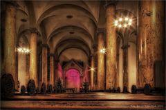 Katholische Hauptpfarrkirche St. Dionysius  Krefeld ..... Adventszeit