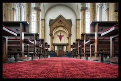 Katholische Hauptpfarrkirche St. Dionysius  Krefeld