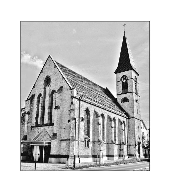 Katholische Kirche Balingen