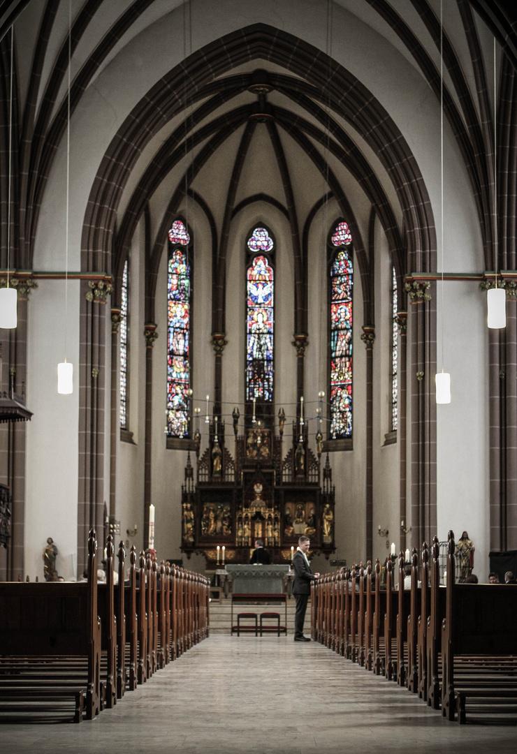 Katholische Kirche Kamen