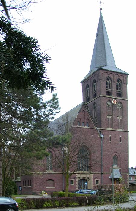 Katholische Kirche Keyenberg, Opfer des Braunkohletagebaus Garzweiler II