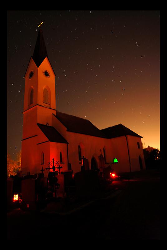 Katholische Kirche Kirchberg-Thening