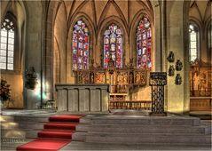 Katholische Kirche Sankt Johann Baptist - Bad Honnef