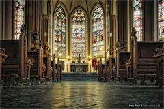 katholische Pfarrkirche St. Johannes Baptist ... Anrath