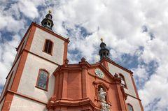 Katholische Stadtpfarrkirche St. Blasius in Fulda