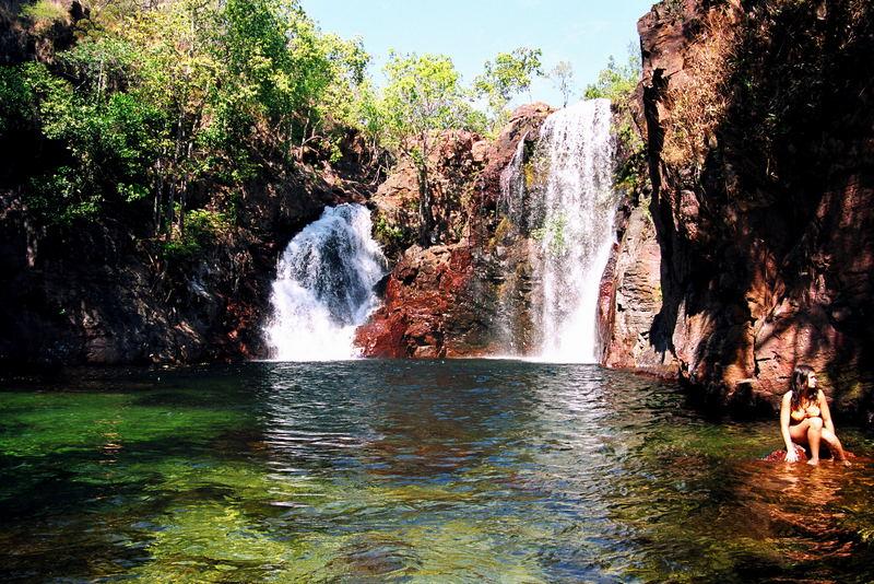 kathren waterfalls