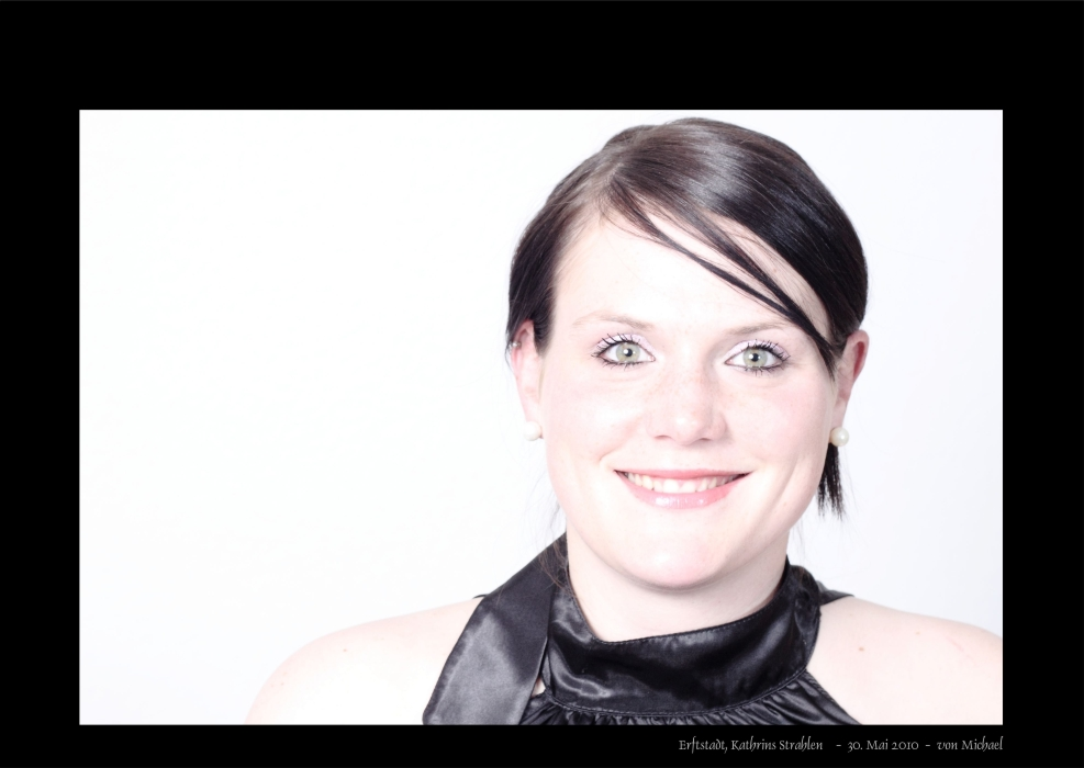 Kathrins Strahlen