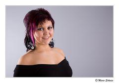 Kathy im Studio -2-